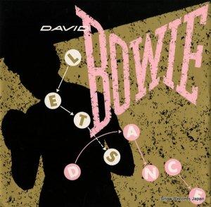 デビッド・ボウイ - let's dance - 12EA152