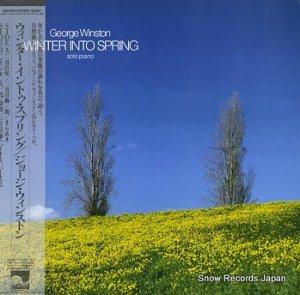 ジョージ・ウィンストン - ウィンター・イントゥ・スプリング - C28Y5003