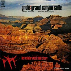 レナード・バーンスタイン - グローフェ:組曲「グランド・キャニオン」 - 20AC1570