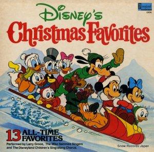 ラリー・グロース - disney's christmas favorites - DISNEYLAND2506