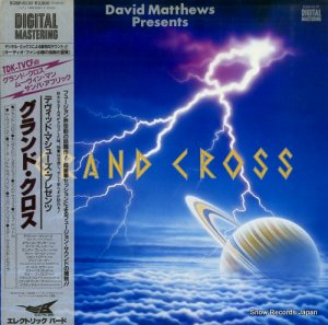 デヴィッド・マシューズ - グランド・クロス - K28P-6130