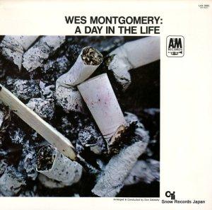 ウェス・モンゴメリー - ア・デイ・イン・ザ・ライフ - LAX3091