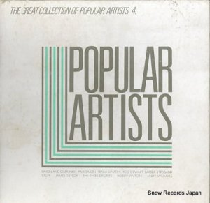 V/A - the great collection of popular artist 4 - FCPY907-4