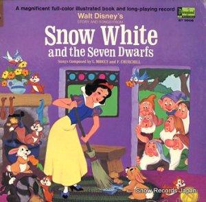 サウンドトラック - snow white and the seven dwarfs - ST3906
