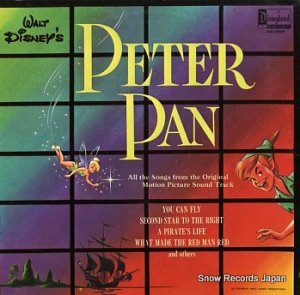 ディズニー - ピーター・パン - DQ1206