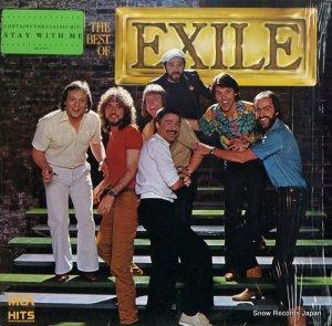 エグザイル - the best of exile - MCA-5581