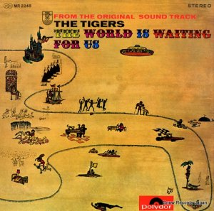 ザ・タイガース - 世界はボクらを待っている - MR2248