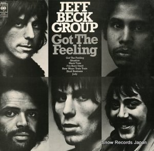 ジェフ・ベック - got the feeling - CBS31546