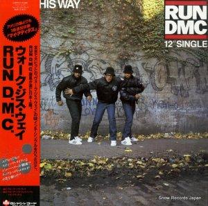 RUN D.M.C. - ウォーク・ジス・ウェイ - L13P7117