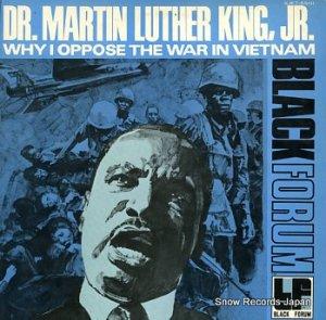 マーティン・ルーサー・キング・ジュニア - why i oppose the war in vietnam - SJET-5501