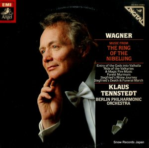 クラウス・テンシュテット - ワーグナー:楽劇「ニーベルングの指環」よりの管弦楽曲集 - EAC-90043