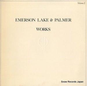 エマーソン・レイク&パーマー - works volume 2 - SD19147