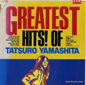 山下達郎 - greatest hits of tatsuro yamashita - RAL-8803