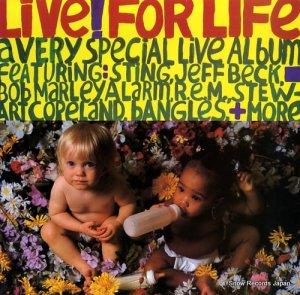 V/A - live for life - MIRF1013