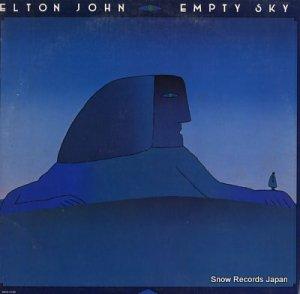 エルトン・ジョン - empty sky - MCA-2130