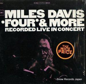 マイルス・デイヴィス - four & more - PC9253