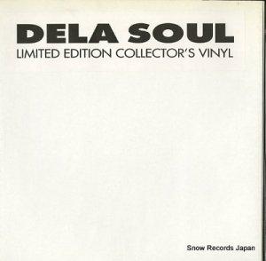 DELA SOUL - clear lake audiotorium - TB1093