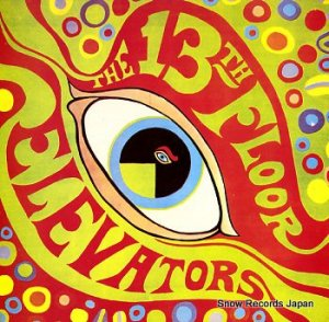 THE 13TH FLOOR ELEVATORS - the psychedelic sounds of - LIK19