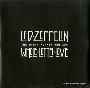 レッド・ツェッペリン - whole lotta love - DFZEP002