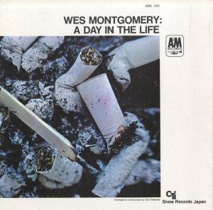 ウェス・モンゴメリー - ア・デイ・イン・ザ・ライフ - AML351