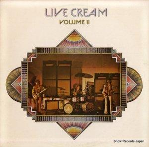クリーム - live cream volume 2 - SD7005