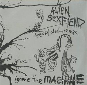 エイリアン・セックス・フィーンド - ignore the machine - SANA11