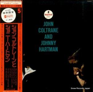 ジョン・コルトレーンとジョニー・ハートマン - john coltrane and johnny hartman - YS-8505-AI