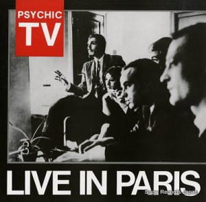 サイキックTV - live in paris - TOPY014