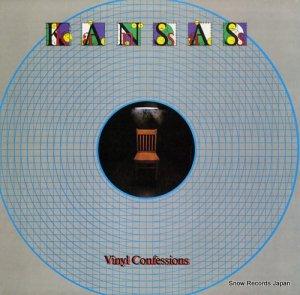 カンサス - vinyl confessions - FZ38002