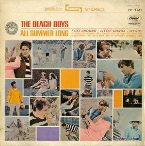 ビーチ・ボーイズ - リトル・ホンダ/アイ・ゲット・アラウンド - CP7141