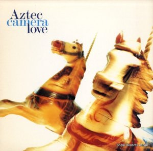 アズテック・カメラ - love - 925646-1