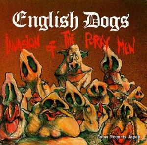 イングリッシュ・ドッグス - invasion of the porky men - AG0039
