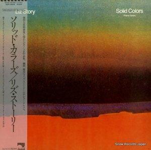 リズ・ストーリー - ソリッド・カラーズ - WHP-28008