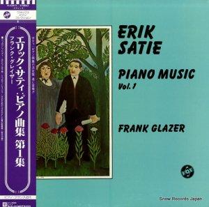 フランク・グレイザー - エリック・サティ:ピアノ曲集第1集 - H-4501V