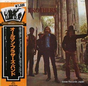 オールマン・ブラザーズ・バンド - the allman brothers band - VIP-5077