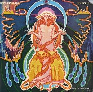 ホークウインド - space ritual, alive in liverpool and london - UA-LA120-H