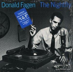 ドナルド・フェイゲン - the nightfly - 23696-1
