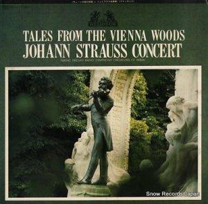 フェレンツ・フリッチャイ - ウィーンの森の物語/ヨハン・シュトラウス名曲集 - MH5011