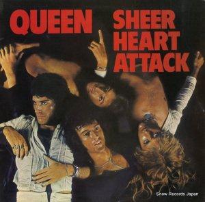 クイーン - sheer heart attack - EMC3061