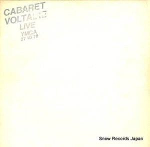 CABARET VOLTAIRE - live at the ymca 27.10.79 - ROUGH7