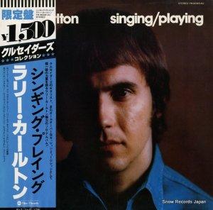 ラリー・カールトン - シンギング・プレイング - YW-8049-AU