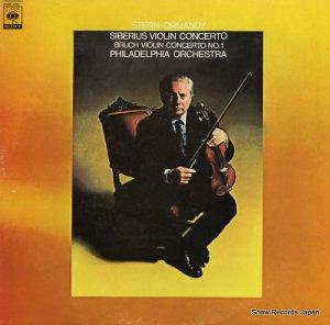 アイザック・スターン - シベリウス:ヴァイオリン協奏曲ニ短調作品47 - 23AC635