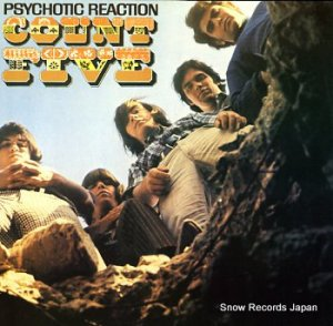 THE COUNT FIVE - psychotic reaction - IMLP4.00132J