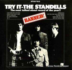THE STANDELLS - try it - EVA12063