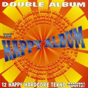 V/A - the happy album - LPTOT26