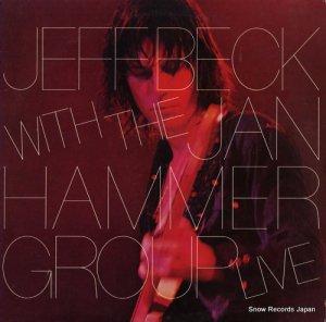 ジェフ・ベック - jeff beck with the jan hammer group live - PE34433