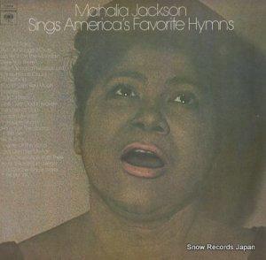 マヘリア・ジャクソン - america's favorite hymns - CG30744