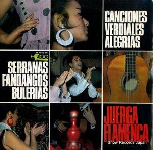 V/A - juerga flamenca - 66.7020-UN