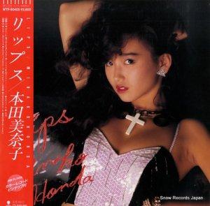 本田美奈子 - リップス - WTP-90405