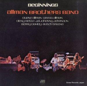 オールマン・ブラザーズ・バンド - ビギニングス - P-5092-3A